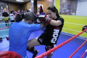 Jenny LA ROCA Rodriguez combatirá en el Reino Unido en Muay Thai