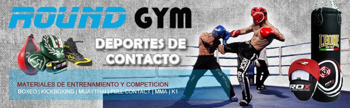 Banner COMBATE Round Gym 720x222